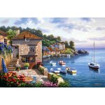 Puzzle Anatolian Harbor Garden 1000 piese