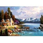 Puzzle Anatolian Mountain Cabin 500 piese