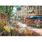 Puzzle Anatolian Paris Flower Market 1000 piese