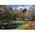 Puzzle Anatolian Spring Lake Cottage 3000 piese