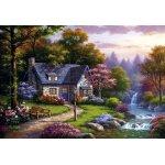 Puzzle Anatolian Stonybrook Falls Cottage 2000 piese