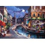 Puzzle Anatolian Street of Venedik II 1000 piese