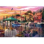Puzzle Anatolian Sunset Harbour 3000 piese