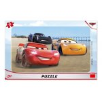 Puzzle Cars 3 Cursa cu peripetii 15 piese