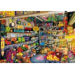 Puzzle Educa Aimee Stewart The Farmers Market 2000 piese include lipici puzzle