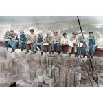 Puzzle Educa Breakfast in New York 1500 piese include lipici puzzle