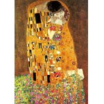Puzzle Educa Gustav Klimt The Kiss + The Virgin 2x1.000 piese