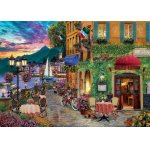 Puzzle Educa Italian Charm 2.000 piese include lipici