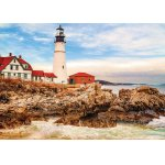 Puzzle Educa Lighthouse On The Rock 1500 piese include lipici