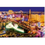 Puzzle Educa Neon Las Vegas 1000 piese include lipici puzzle