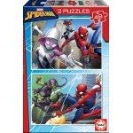 Puzzle Educa Spider-Man 2x48 piese