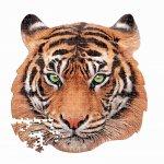 Puzzle Educa Tiger Face 375 piese