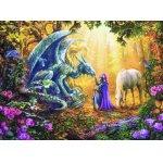 Puzzle Ravensburger Dragon 500 piese