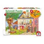 Puzzle Schmidt Om bun la toate 40 piese