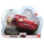 Puzzle cu rama Cars 3 Fulger McQueen 25 piese