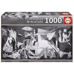 Puzzle mini Educa Pablo Picasso Guernica 1000 piese include lipici puzzle