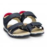 Sandale baieti BIBI Summer Roller New II Naval/Red 32 EU