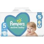 Scutece Pampers Active Baby Mega Box Marimea 5, 11 -16 kg, 110 buc