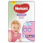 Scutece-chilotel Huggies Mega pack 3 Girl 6-11 kg 58 buc