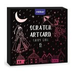 Set Scratch art Zana 15 piese Mideer MD4084