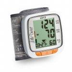 Tensiometru electronic de incheietura Little Doctor LD 12 detectare aritmie, indicator WHO, afisare data si ora