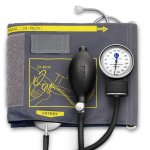 Tensiometru mecanic Little Doctor LD 60, stetoscop atasat, manseta 33-46 cm