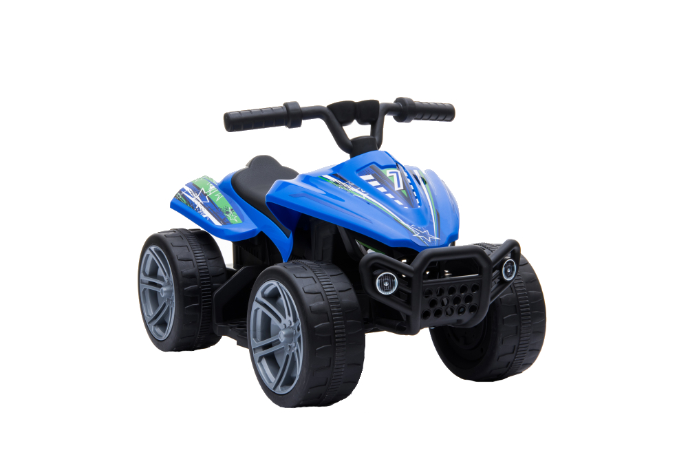 Atv electric pentru copii Nichiduta First Ride Blue