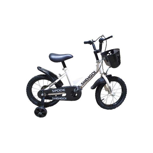 Bicicleta 14 inch alb