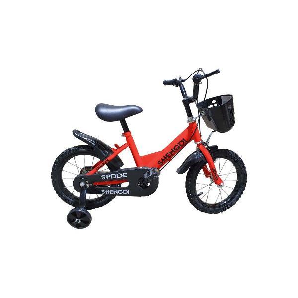 Bicicleta 14 inch rosu