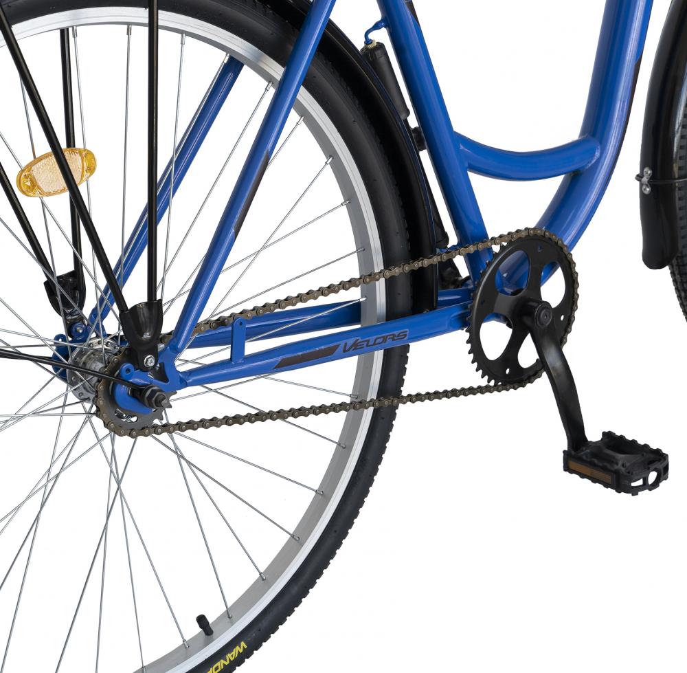 Bicicleta City 28 inch Velors Ukraina CSV2894F albastru negru - 3