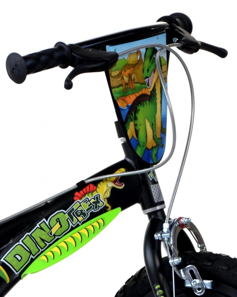Bicicleta copii 14 Dinozaur T-Rex