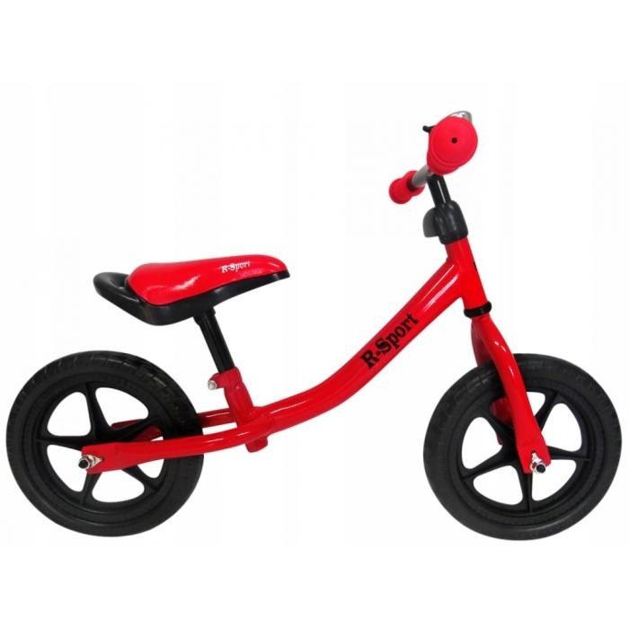Bicicleta fara pedale R-Sport R1 rosu