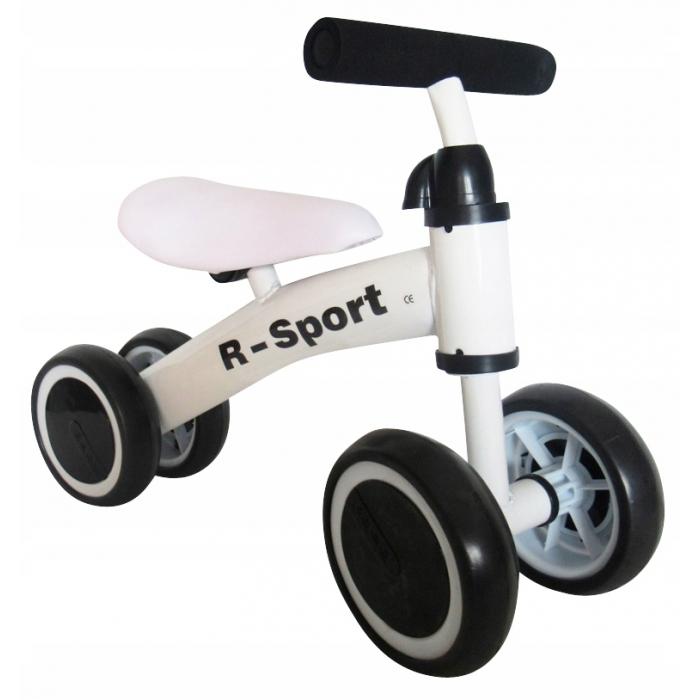 Bicicleta fara pedale R-Sport R11 Alb - 1