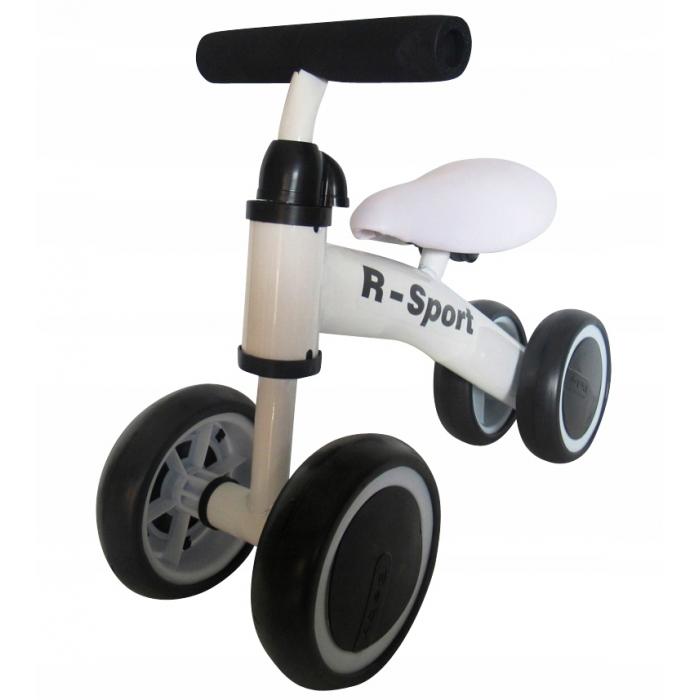 Bicicleta fara pedale R-Sport R11 Alb