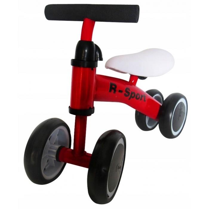 Bicicleta fara pedale R-Sport R11 Rosu - 1
