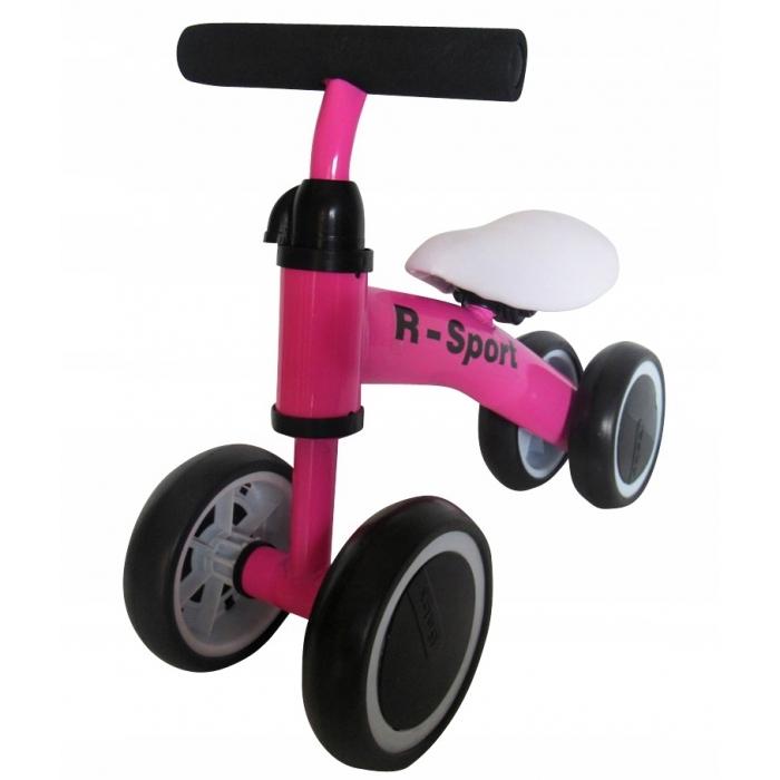 Bicicleta fara pedale R-Sport R11 Roz - 1