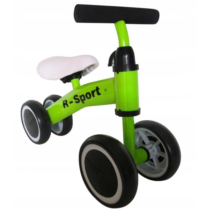 Bicicleta fara pedale R-Sport R11 Verde - 1