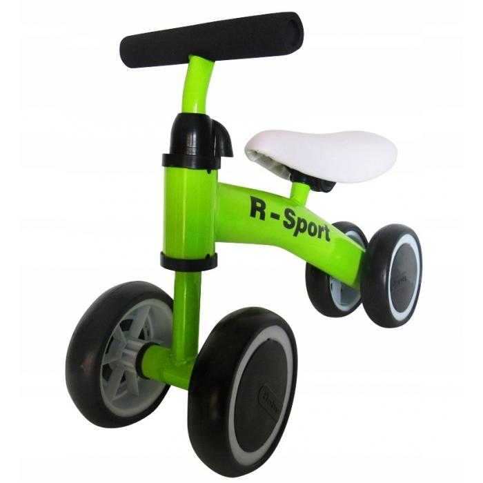 Bicicleta fara pedale R-Sport R11 Verde