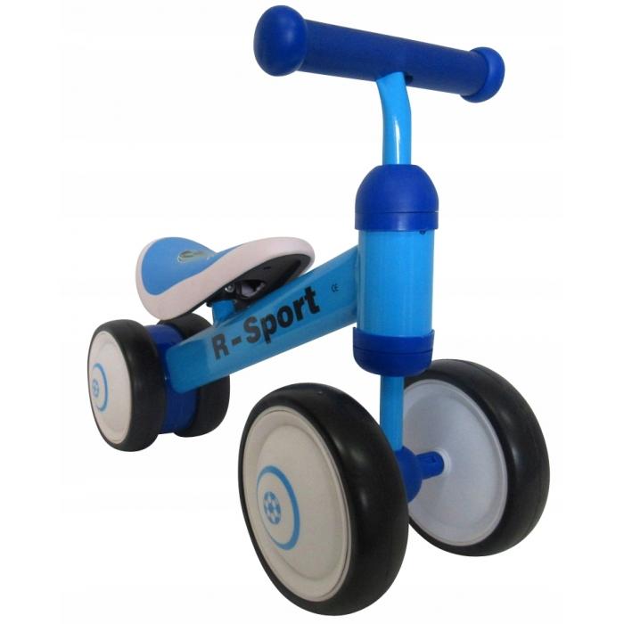 Bicicleta fara pedale R-Sport R12 Albastru - 2