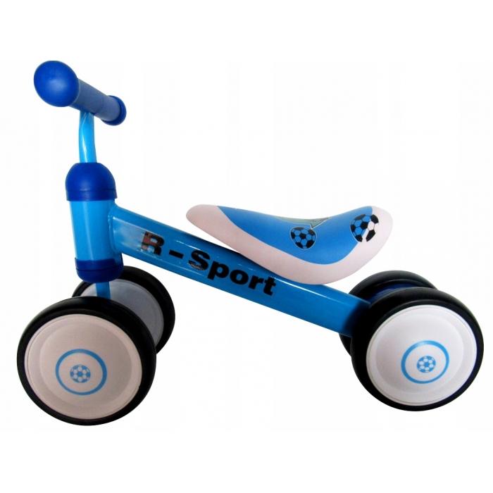 Bicicleta fara pedale R-Sport R12 Albastru