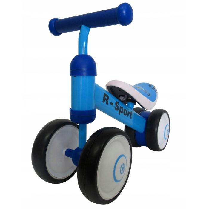 Bicicleta fara pedale R-Sport R12 Albastru - 1