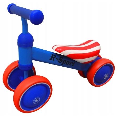 Bicicleta fara pedale R-Sport R14 Albastru - 2