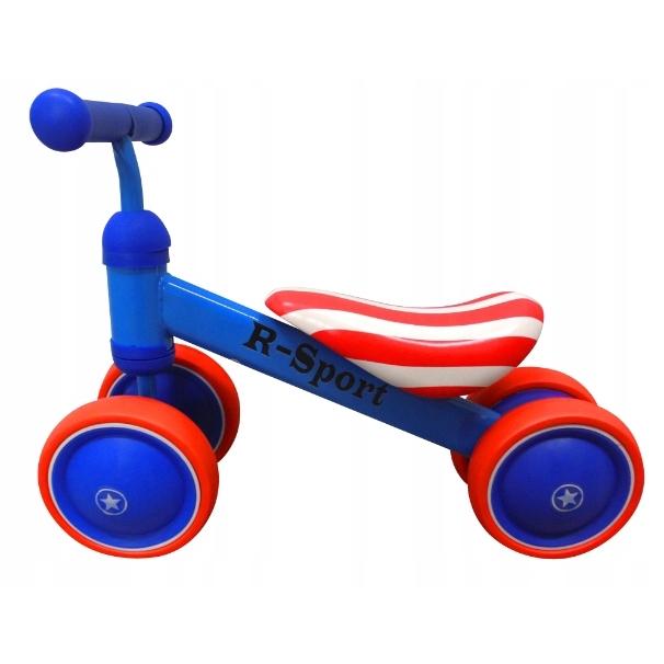 Bicicleta fara pedale R-Sport R14 Albastru