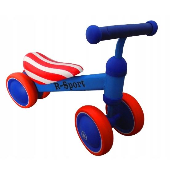 Bicicleta fara pedale R-Sport R14 Albastru - 1
