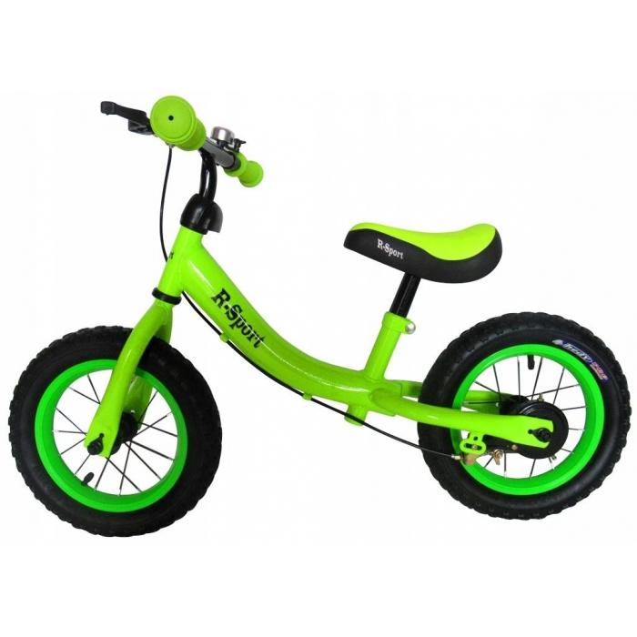 Bicicleta fara pedale R-Sport R3 verde