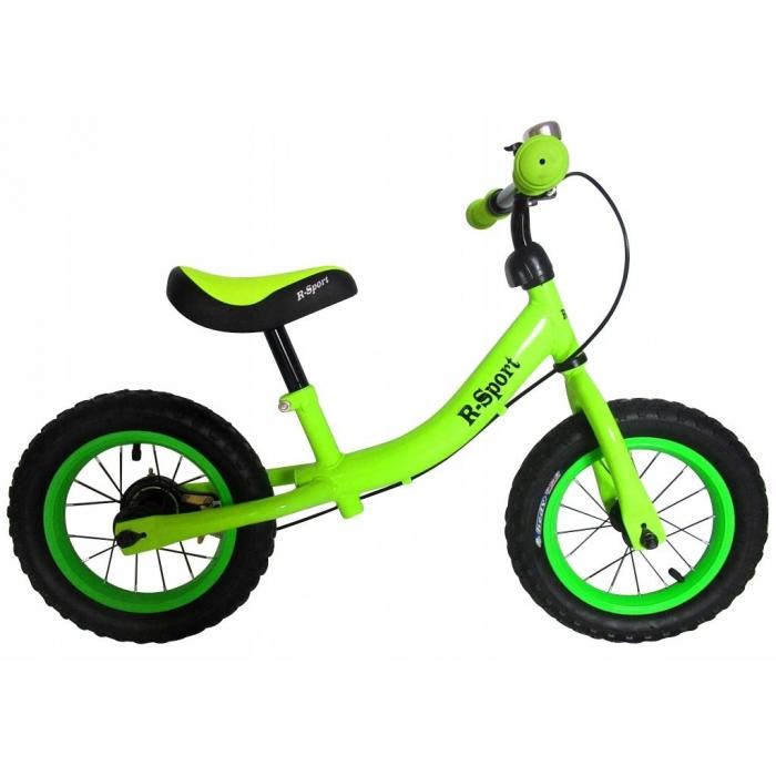 Bicicleta fara pedale R-Sport R3 verde - 1