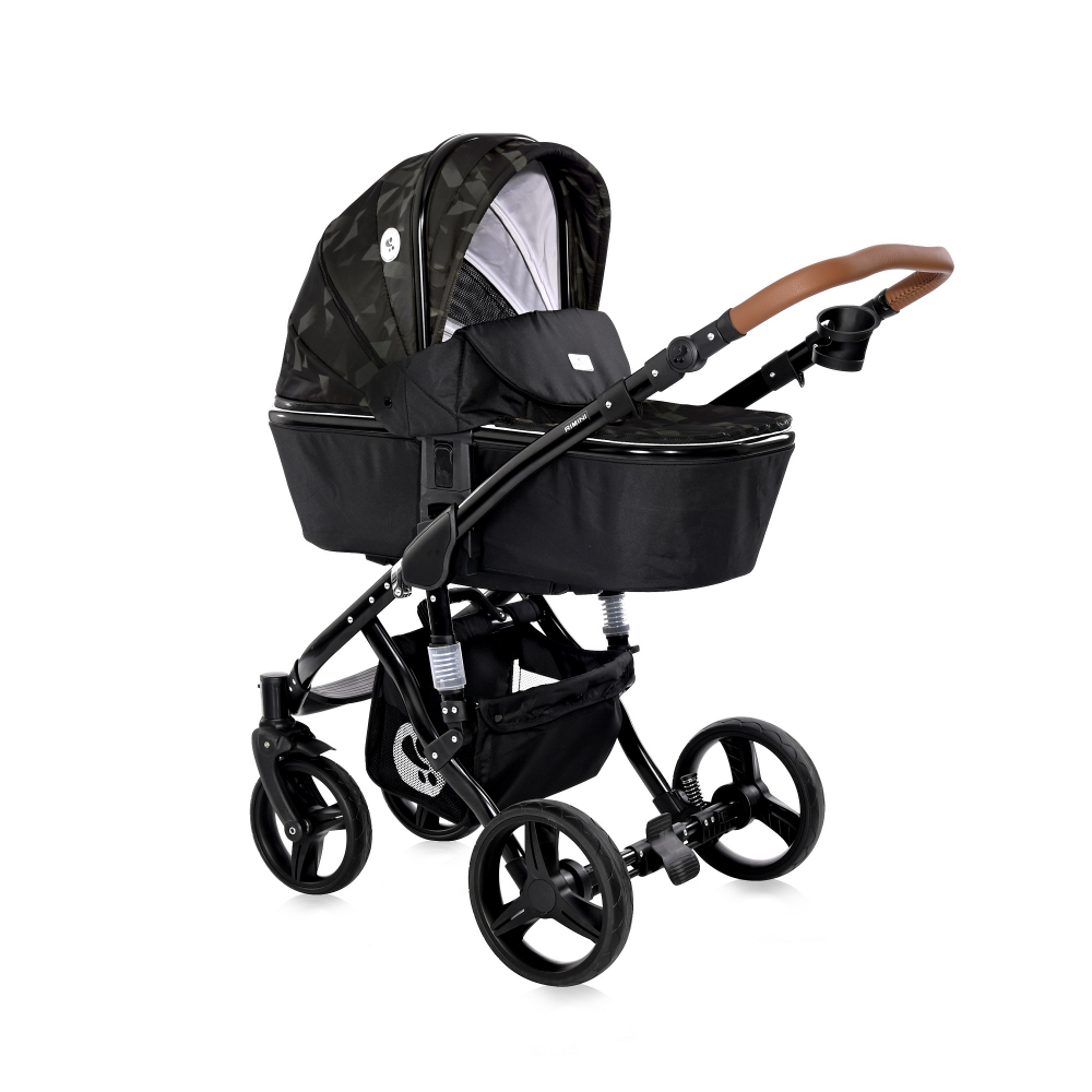 Carucior 2 in 1 Rimini Forest Green  Black