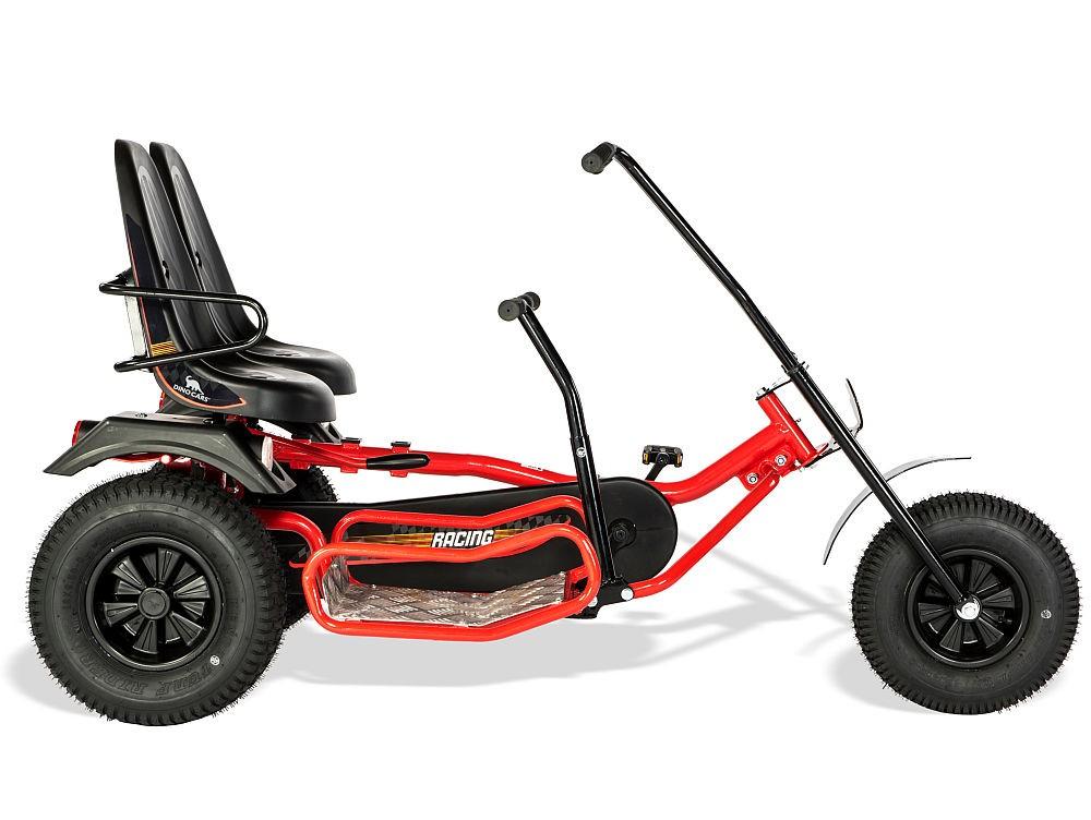 Kart Cu Pedale Dino Cars 2rider F