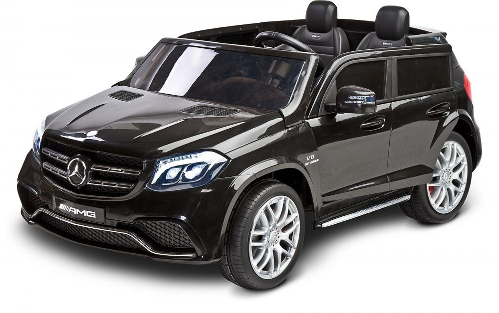 Masina electrica cu doua locuri Toyz Mercedes-Benz GLS63 12v neagra