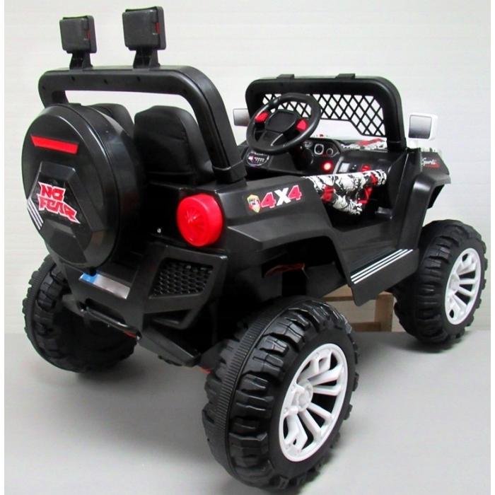 Masinuta electrica cu telecomanda 4 X 4 Buggy X7 R-Sport Alb - 2